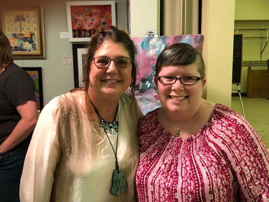 Cynthia Watson & Lori Rivera